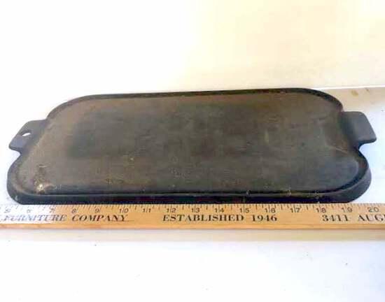 Vintage Cast Iron Griddle