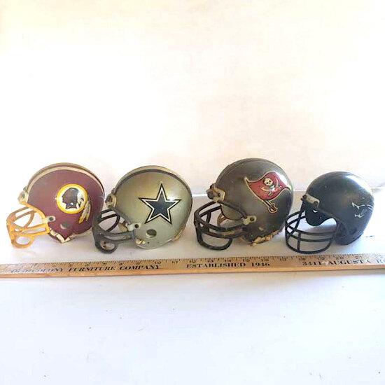 Vintage Riddell Small Football Helmet Lot