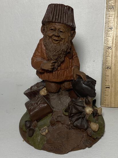 """1985 Tom Clark Gnome Figurine """"Chip"""""""