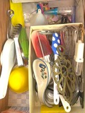 Drawer Lot Full of Misc Kitchen Gadgets
