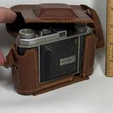 Vintage German Kodak Camera in Leather Case