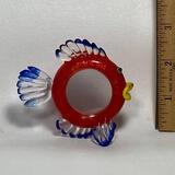 Art Glass Fish Magnifying Glass