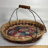 Pie Caddy Basket