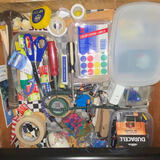 Drawer Lot of Misc Items