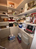 Pantry Full of Great Items