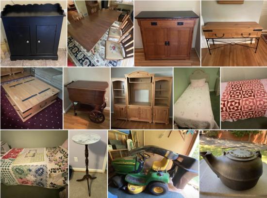 Moving & Downsizing Estate - Spartanburg