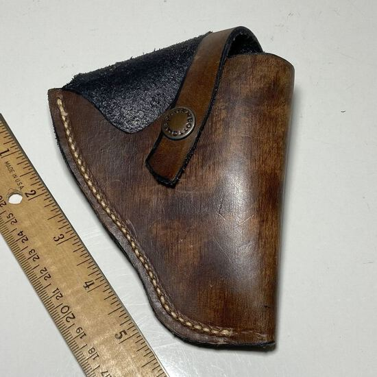 Small Leather Gun Holster