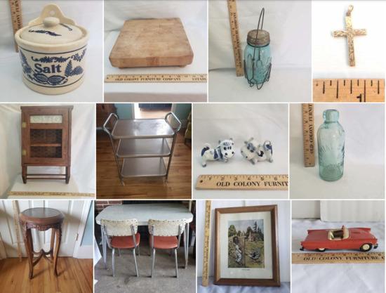 Estate Finds & Collectibles - Campobello