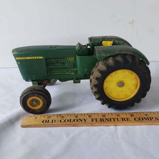 Vintage Ertl John Deere 5020 Diecast Tractor