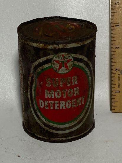 Texaco Super Motor Detergent