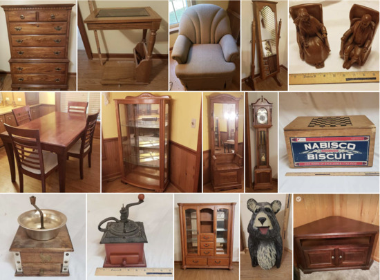 Moving Estate Auction - Travelers Rest