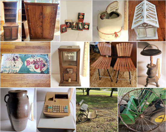 Onsite Moving & Downsizing Auction Part 3 - Greer