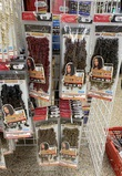 Lot of 70 Various Hair Pieces