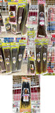 Lot of 50 Various Hair Pieces