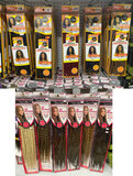Lot of 25 Various Hair Pieces