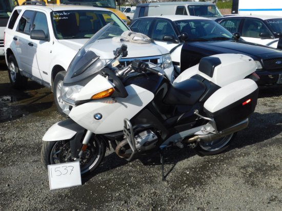 2008 BMW R1200 MOTORCYCLE
