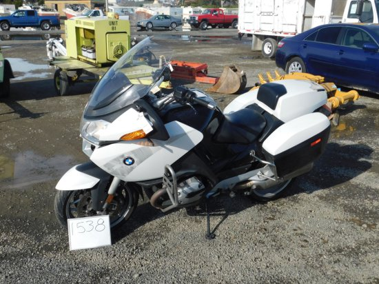 2009 BMW R1200 MOTORCYCLE