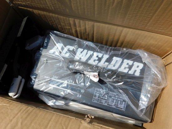 NEW & UNUSED 250 AMP ELEC ARC WELDER