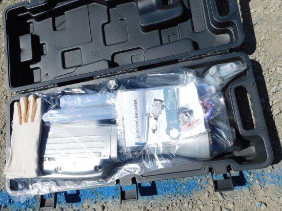 NEW & UNUSED B65 ELECTRIC DEMO HAMMER