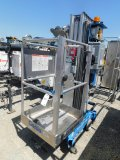 2013 GENIE AWP-30S PERSONNEL LIFT
