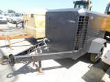 1995 INGERSOLL RAND P375 TOWABLE AIR COMPRESSOR