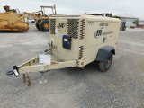 2010 INGERSOLL RAND XP375 TOWABLE AIR COMPRESSOR