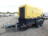 2011 WACKER NEUSON G180 TOWABLE GENERATOR