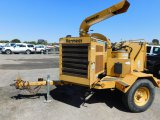 2001 VERMEER BC 1250 A TOWABLE BRUSH CHIPPER