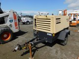 1999 ATLAS COPCO XAS 96 TOWABLE AIR COMPRESSOR