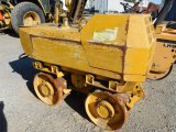2006 RAMMAX P33/24 HHMR PAD FOOT TRENCH COMPACTOR
