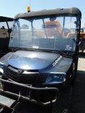 2013 CUSHMAN 1600 XD 4X4 UTILITY CART