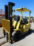 HYSTER H50XM WAREHOUSE FORKLIFT
