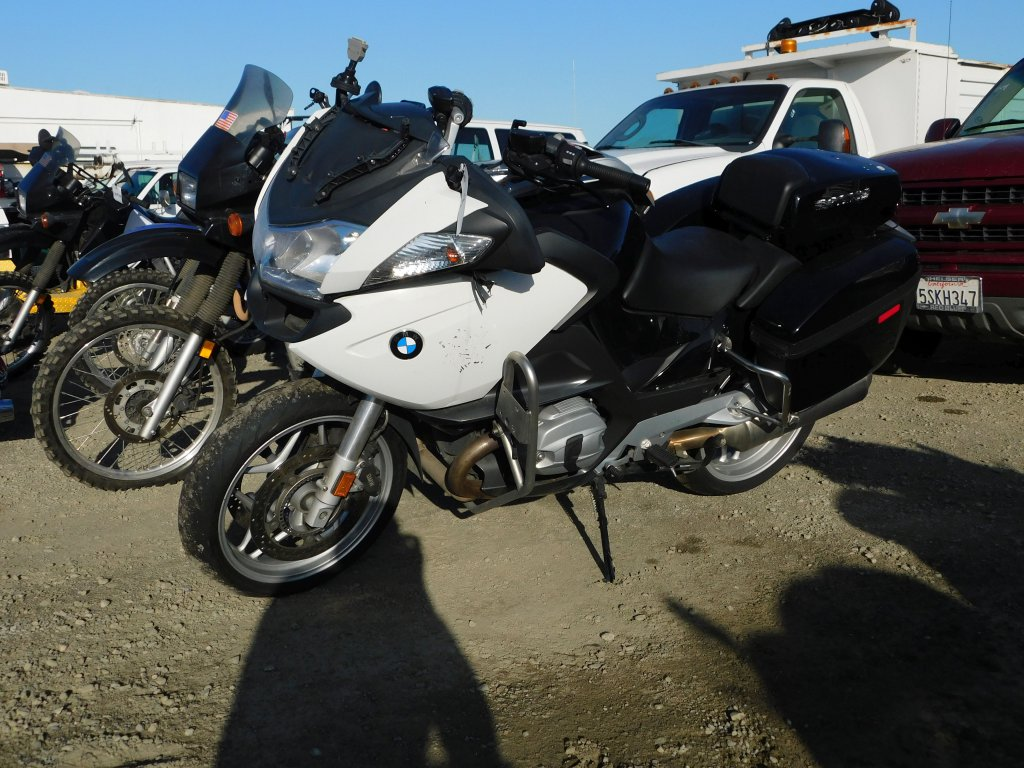 2014 BMW 1200 RT MOTORCYCLE