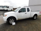 2013 NISSAN FRONTIER EXTENDED CAB PICKUP TRUCK