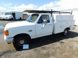 1991 FORD F-150 UTILITY TRUCK