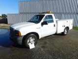 2006 FORD F-350 UTILITY PICKUP TRUCK