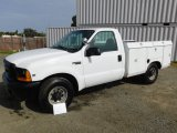 1999 FORD F-250 UTILITY TRUCK