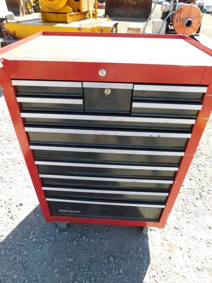 CRAFTSMAN ROLL AROUND TOOL BOX