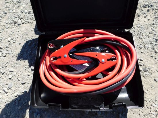 NEW 800 HD BOOSTER CABLES