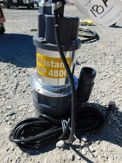NEW MP4800 SUB PUMP