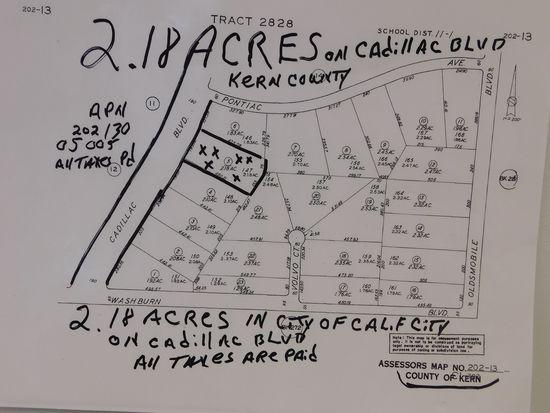 #2 - 2.18 ACRES ON CADILLAC BLVD
