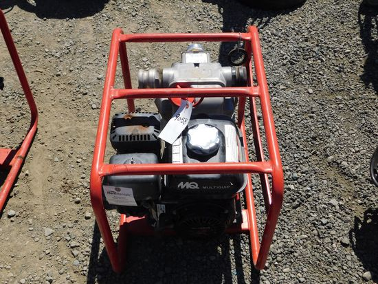"MULTIQUIP QP-2TH 2""X2"" TRASH PUMP"
