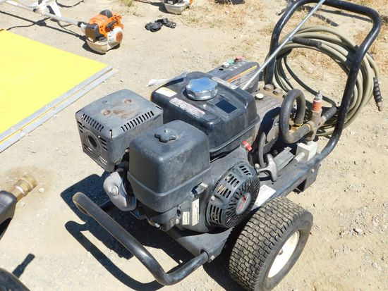 MI-T-M 2500 PSI PRESSURE WASHER
