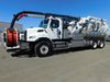 2011 FREIGHTLINER M2 BUSINESS CLASS 3 AXLE VACTOR TRUCK (CA RETRO)