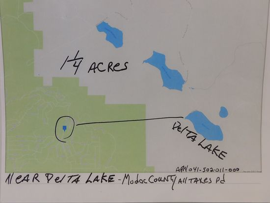 #4 - 1.25 ACRES NEAR DELTA LAKE