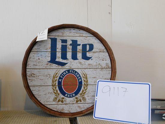 LITE BEER SIGN