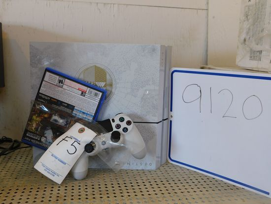 SONY PLAY STATION & GAME