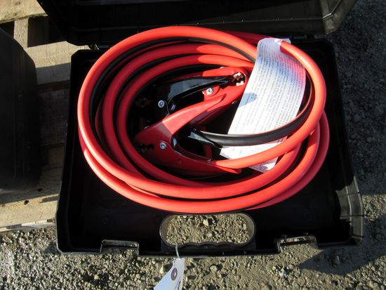 2018 NEW & UNUSED 25' 800 AMP BOOSTER CABLES