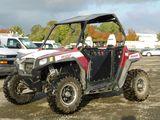 2011 POLARIS RAZOR S 800 SIDE BY SIDE