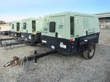 2011 SULLAIR 375 TOWABLE AIR COMPRESSOR